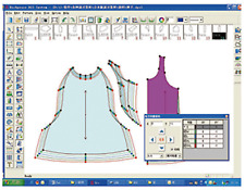 Rich CAD garment V9 program software to grade and marker and more