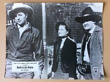 Nacht in der Prärie (Kinoaushangfoto '52) - Robert Mitchum / Barbara Bel Geddes