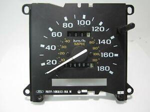 89-92 Ford Bronco II Explorer Ranger Metric Speedometer USED E9TZ-17255-G