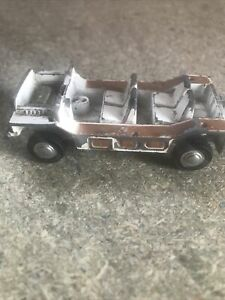 Dinky Toys Austin Mini Moke Ideal For Spares Or Restoration Diecast Model