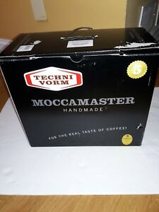 Technivorm Moccamaster 69212 One Cup Coffee Maker Silver