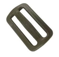 4 Hebillas deslizamiento Triglide 40 mm Verde oliva Ral 6014 ITW Nexus - TG40