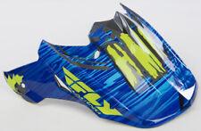 Fly Racing Fly F2 Carbon Hmk Stamp Visor Blue/Green 73-4832 F2 Carbon HMK Stamp