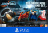 PS4 Jump Force DLC Preorder Bonus - 3 Costumes & Vehicle, No Game