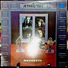 JETHRO TULL Benefit Album Released 1970 Vinyl/Record  Collection US pressed