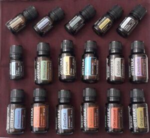 doTERRA Therapeutic Aromatherapie Ätherisches Öl Lavendel Yoga Massage Diffuser