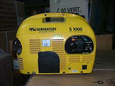 GENERATORE Monofase WFM S1000 silenziato e portatile
