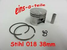 Kolben passend für Stihl 018 38mm 8mm Bolzen NEU Top Qualität