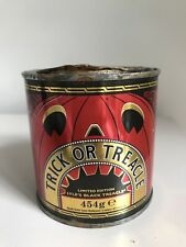 More details for vintage halloween treacle tate and lyle tin