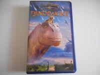 K7 VHS / CASSETTE VIDEO - DINOSAURE / GRAND CLASSIQUE DISNEY