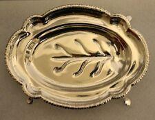 Miniature Sterling Silver Tray Dollhouse 1:12 Artist William B. Meyers