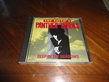TAV FALCO'S Panther Burns - Deep in the Shadows CD - Rockabilly Blues Rock
