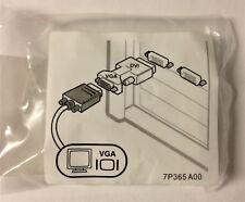 DELL DVI-TO-VGA ADAPTER P/N 0J8461. NEW