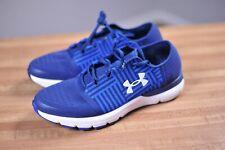 New Under Armour Speedform Gemini 3 Running Shoes Blue Men's 10