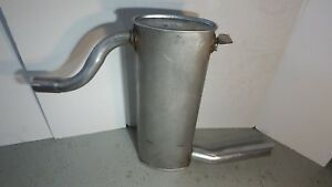 New Exhaust Muffler for Triumph Spitfire 1500 1973-1980 Great Quality Made in UK