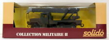 Grues miniatures Solido 1:50