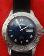 montre ancienne de plongee  vintage diver beuchat  quartz 100 m