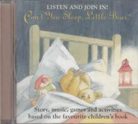 Can't You Sleep Little Bear? Martin Waddell CD Audio Story Music Games Activity
