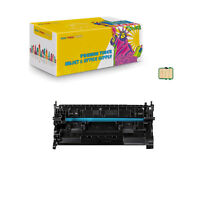 1PK Compatible Toner Cartridge WITH CHIP for Canon 057 imageCLASS MF440 MF449dw