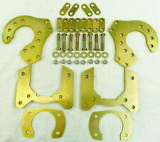 "Bracket Kit Only for Small Bearing 9"" Ford BoltOn Econo Rod Rear Disc Brake Kit"