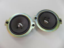 "Sony 2-1/2"" 8 OHM 80 Watt Tweeter Speaker Pair"