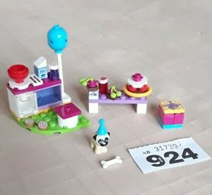 LEGO FRIENDS PARTY CAKES SET 41112 NO INSTRUCTIONS OR BOX REF L924