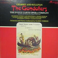 "Gilbert and Sullivan(2x12"" Vinyl LP Box Set)The Gondoliers-Arabesque-US-VG+/Ex"