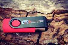 RDCARSHOW USB 32GB + LANYARD