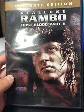 Rambo: First Blood, Part 2 DVD