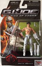 "STORM SHADOW 'NO SHIRT' VARIANT The Rise Of Cobra GI JOE 3.75"" Inch FIGURE"