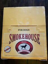 """12"""" smokehouse bully stick jumbo dogs 60 count free shipping in usa"""