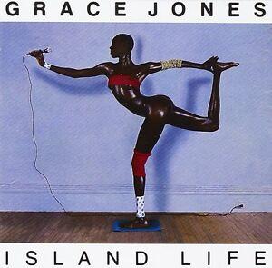 GRACE JONES - ISLAND LIFE.....THE BEST OF: CD ALBUM (1985)