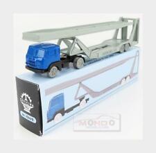 1:76 OFFICINA-942 Fiat 682 T2 Truck Bisarca Car Transporter 1955 ART1014B