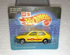 HOT WHEELS LEO INDIA FIAT RITMO YELLOW UNPUNCHED DISNEY WORLD BRAND NEW