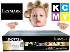 Lexmark 12N0772 Colour Photo Developer Kit/Unit C910/C910/C920/X912 Develop NEW
