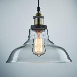 Blown Glass Kitchen Pendant Lighting Modern Farmhouse Hanging Lights Fixture