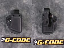 NEW G-CODE GLOCK 43 9mm IWB SINGLE MAGAZINE MAG CLIP CARRIER HOLSTER