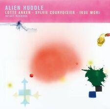 Lotte Anker, Lotte Anker Sylvie C - Alien Huddle [New CD]