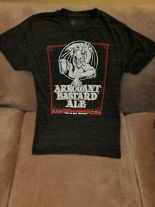 Stone Brewing Co. Arrogant Bastard Ale Shirt Mens Size Medium