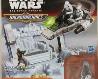 Star Wars The Force Awakens Micro Machines R2-D2 Playset Chewbacca Hasbro New