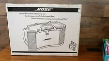 Bose AWMS II Acoustic Wave Music System Black Travel Case 298399-001 NEW