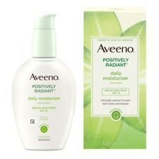 Aveeno Naturals Positively Radiant Daily Moisturizer SPF 15 4.0 oz.