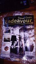 Captain Cook's Endeavour. Partwork No 35