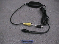 Wireless Video Transmitter-Receiver 9v 2.4ghz for Gopro Hero Hero2 1080p Camera