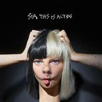 SIA THIS IS ACTING CD NEW