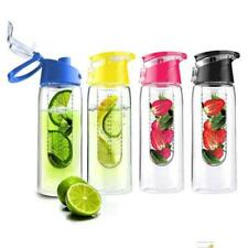 New 750ML Fruit Fusion Infusing Infuser Water Bottle Sports Health Juice maker