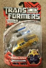Transformers the Movie Takara Lawson Limited Deluxe Gold Bumblebee Camaro MOSC