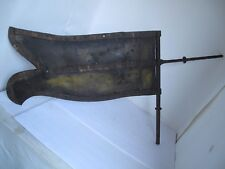 Antique 18th c. French Banner Weathervane