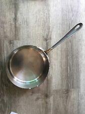 "All-Clad LTD Sauce Pan Pot Cookware  8"" Across No Lid"