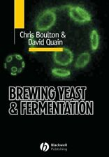 Brewing Yeast and Fermentation, Boulton New 9781405152686 Fast Free Shipping+=